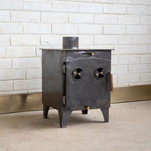 Small Vintage 2 Wood burner Rusty Fundi Nairobi kenya