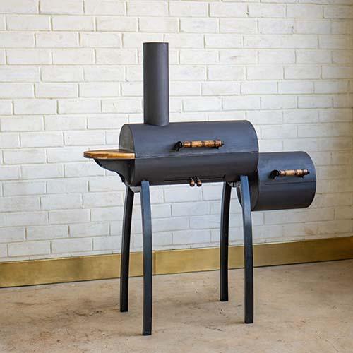 Offset barbecue smoker Nairobi Kenya