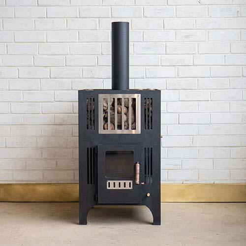 Wood burning sauna stove Kenya