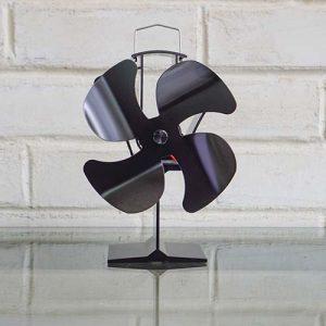 Heat powered stove fan nairobi kenya