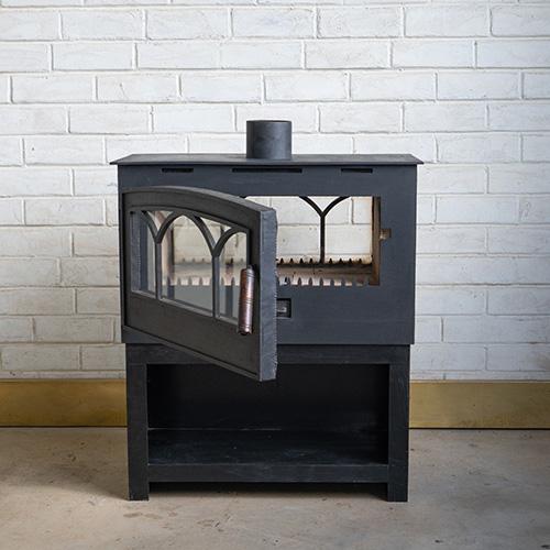 Double-sided-wood burner-nairobi-kenya
