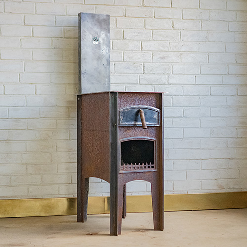 Outdoor Oven rusty fundi nairobi kenya