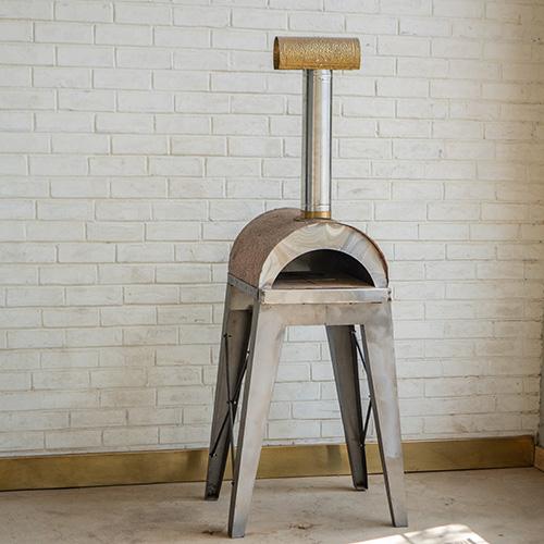 Pizza Oven rusty fundi nairobi kenya
